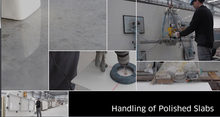 Neolith Technical info Handling of Polished Slabs
